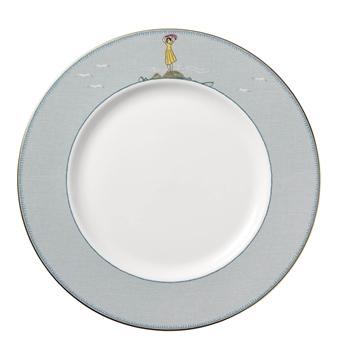 Kit Kemp Sailors Farewell Dinner Plate
