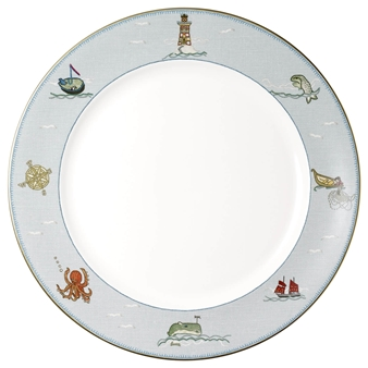 Kit Kemp Sailors Farewell Charger/Platter