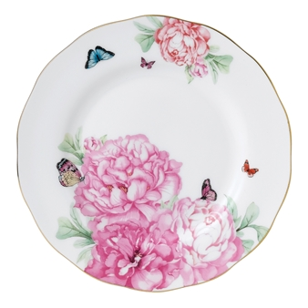 로얄 알버트 X 미란다 커 프렌즈쉽 샐러드 접시 Royal Albert Miranda Kerr Friendship Salad Plate