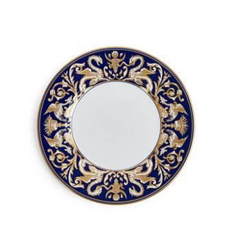 웨지우드 르네상스 골드 스크롤 악센트 샐러드 접시 Wedgwood Renaissance Gold Scroll Accent Salad Plate