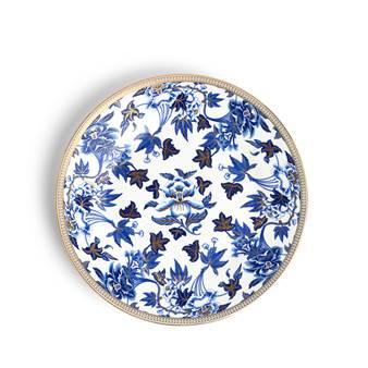 웨지우드 히비스커스 샐러드 접시 Wedgwood Hibiscus Salad Plate