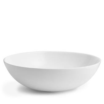 Jasper Conran White Bone China Serving Bowl