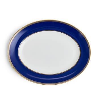웨지우드 르네상스 골드 오발 접시 Wedgwood Renaissance Gold Oval Platter