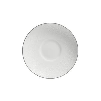 웨지우드 티 컬렉션 찻잔 받침대 Wedgwood English Lace Tea Saucer