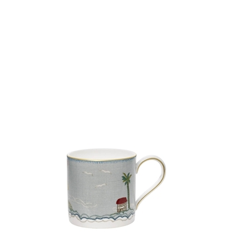 Kit Kemp Sailors Farewell Mug