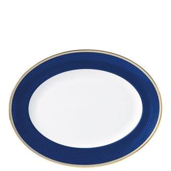 웨지우드 히비스커스 오발 접시 Wedgwood Hibiscus Oval Platter