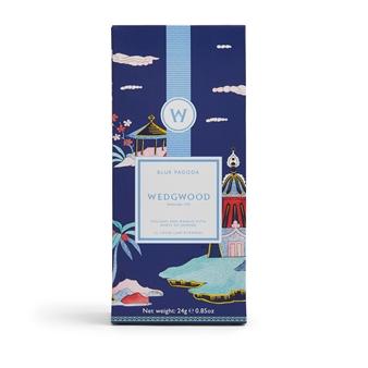 웨지우드 Wedgwood Wonderlust Blue Pagoda - Oolong Tea
