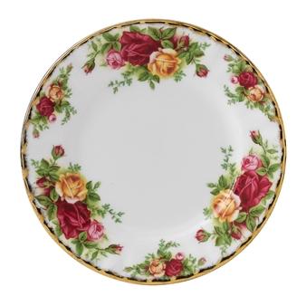 로얄 알버트 Royal Albert Old Country Roses Bread & Butter Plate
