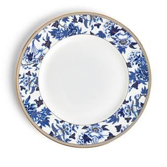 웨지우드 히비스커스 디너 접시 Wedgwood Hibiscus Accent Dinner Plate