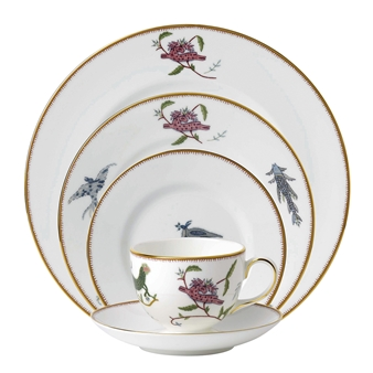 Kit Kemp Mythical Creatures 5-Piece Place Setting