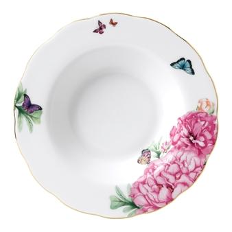로얄 알버트 X 미란다 커 프렌즈쉽 수프 볼 Royal Albert Miranda Kerr Friendship Rim Soup Bowl