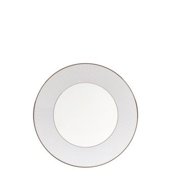 Jasper Conran Blue Pin Stripe Bread & Butter Plate