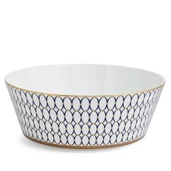 웨지우드 르네상스 골드 서빙 볼 Wedgwood Renaissance Gold Serving Bowl