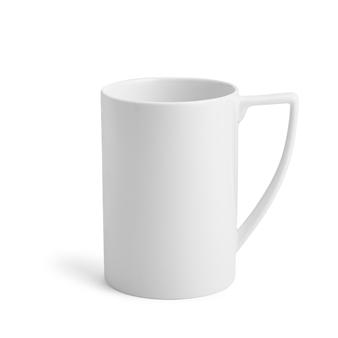 Jasper Conran White Bone China Mug