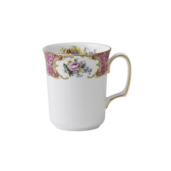 로얄 알버트 Royal Albert Lady Carlyle Beaker Mug