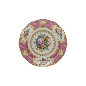로얄 알버트 Royal Albert Lady Carlyle Bread & Butter Plate