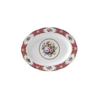 로얄 알버트 Royal Albert Lady Carlyle Platter