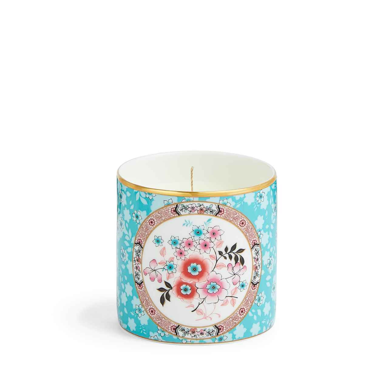 Wonderlust Camellia Candle