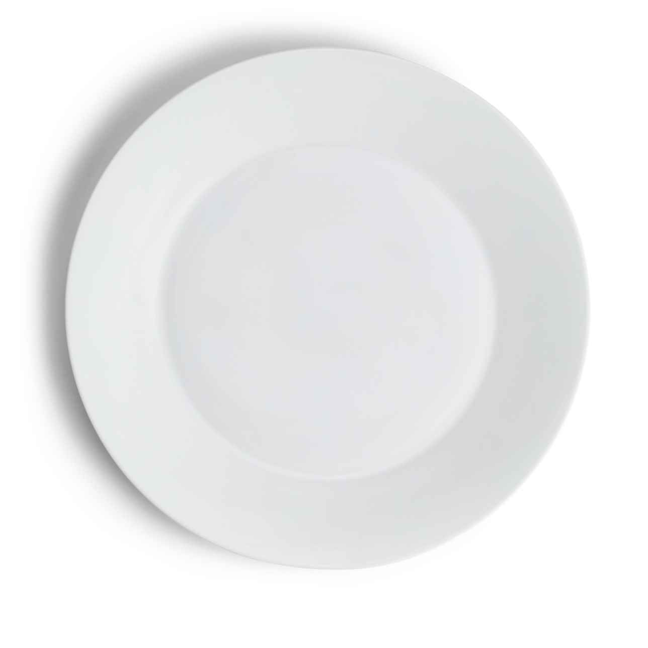 Jasper Conran White Dinner Plate 27cm