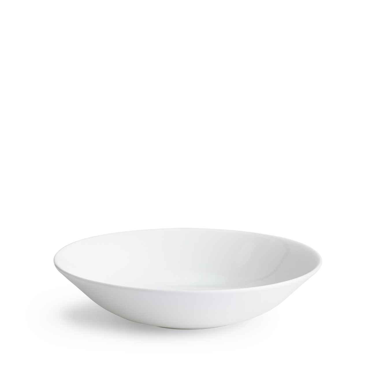 Jasper Conran White Cereal Bowl 20cm