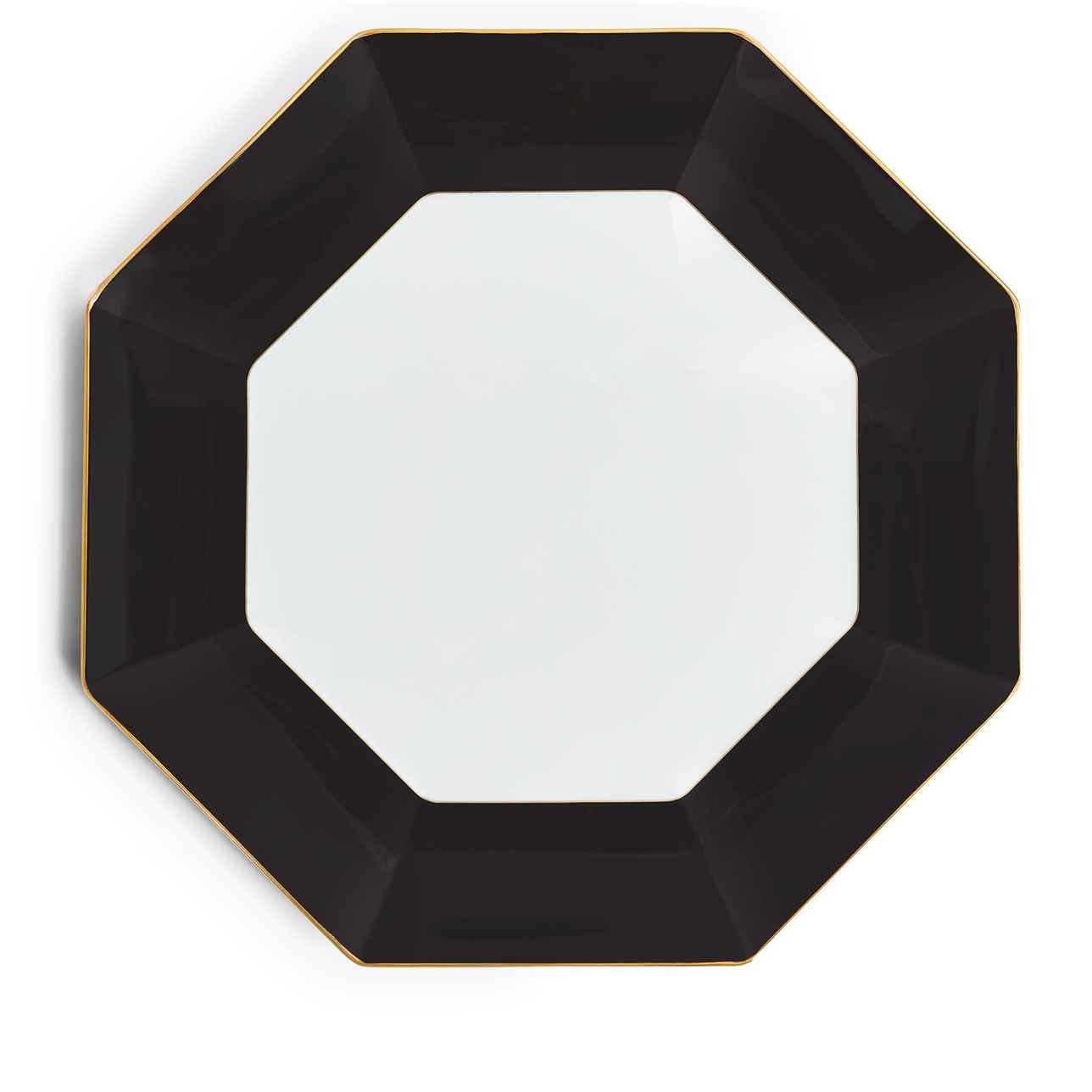 Arris Octagonal Charger Plate 33cm