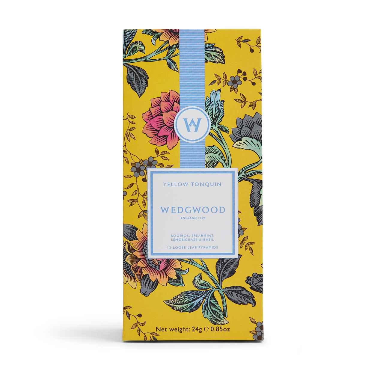 Wonderlust Yellow Tonquin - Herbal Blend Tea
