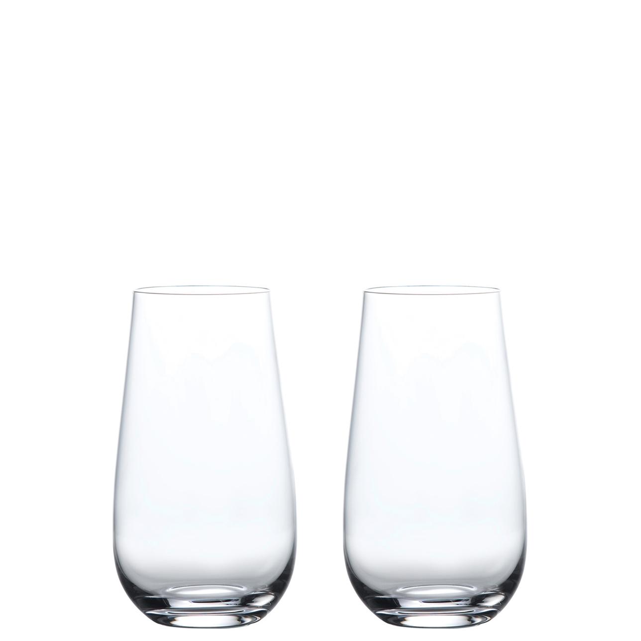 Globe Hi Ball Glass, Set of 2