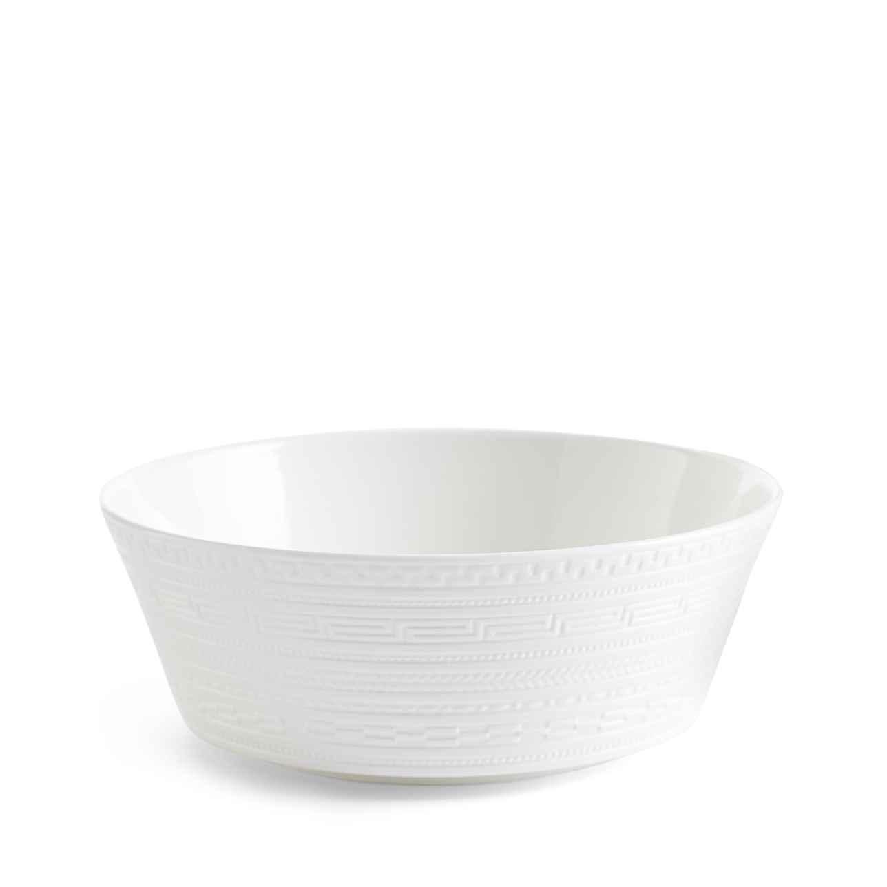 Intaglio Round Serving Bowl 20cm