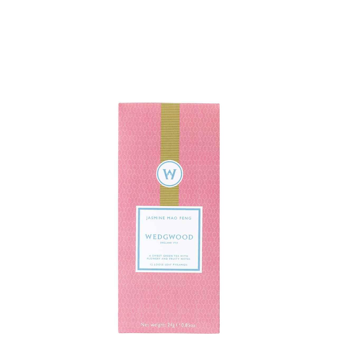 Signature Teas Jasmine Mao Feng Tea - 12 Teabags