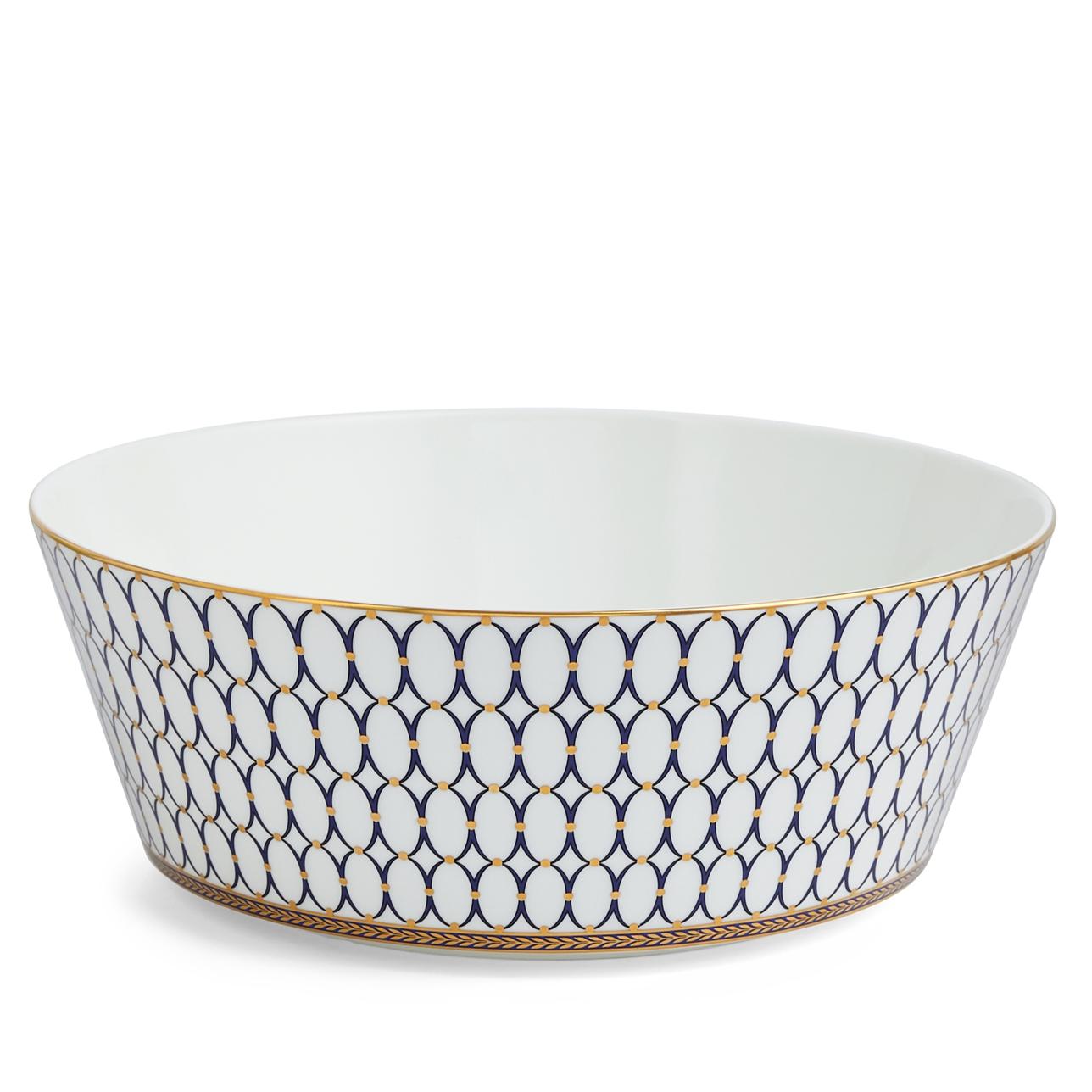 Renaissance Gold Round Serving Bowl 25cm