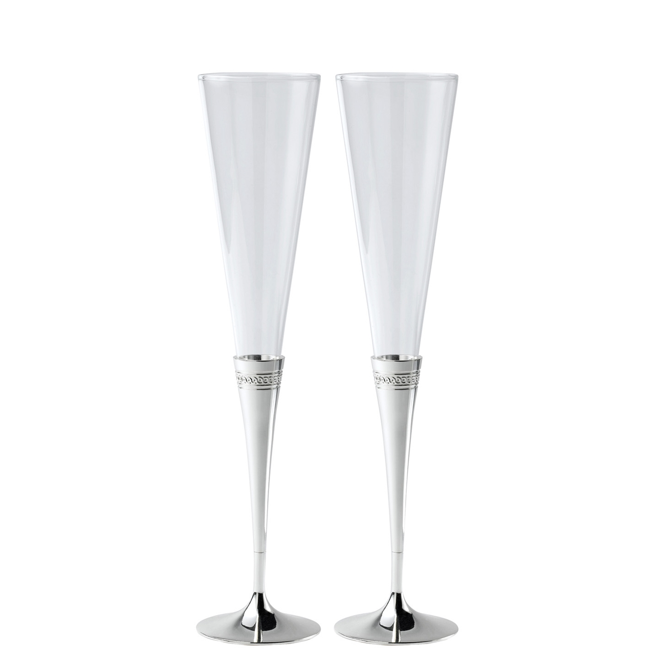 Simply Wish Toasting Flute, Set of 2