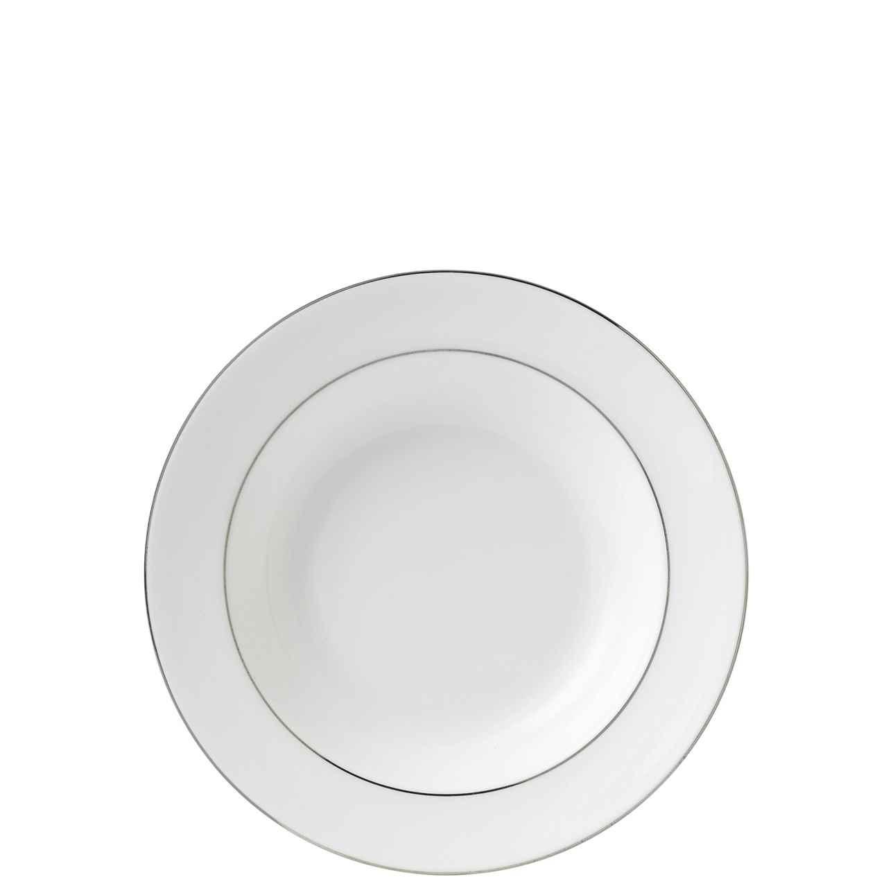 Signet Platinum Soup Plate 20cm