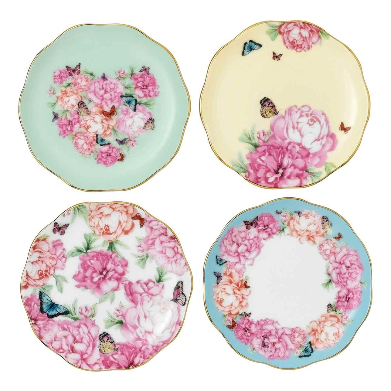 Royal Albert Miranda Kerr Coaster 10cm, Set of 4