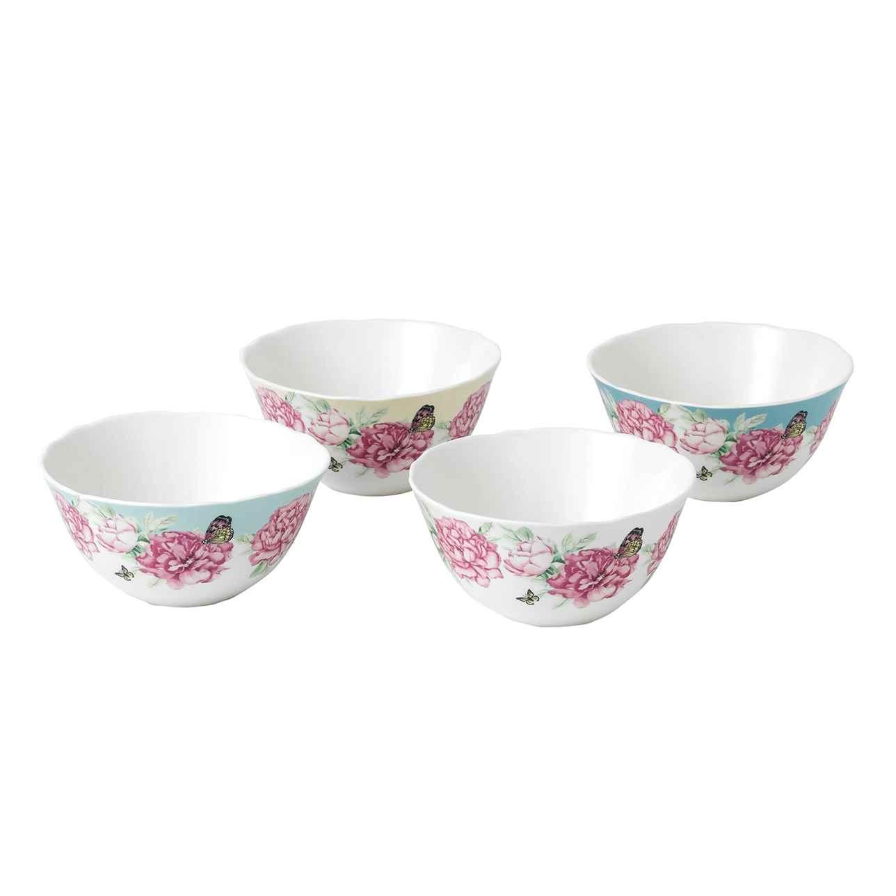 Royal Albert Miranda Kerr Everyday Friendship Cereal Bowls, Set of 4