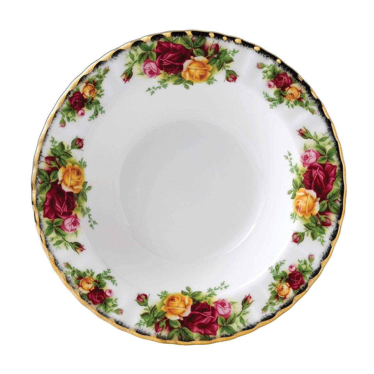 Royal Albert Old Country Roses Small Soup Bowl