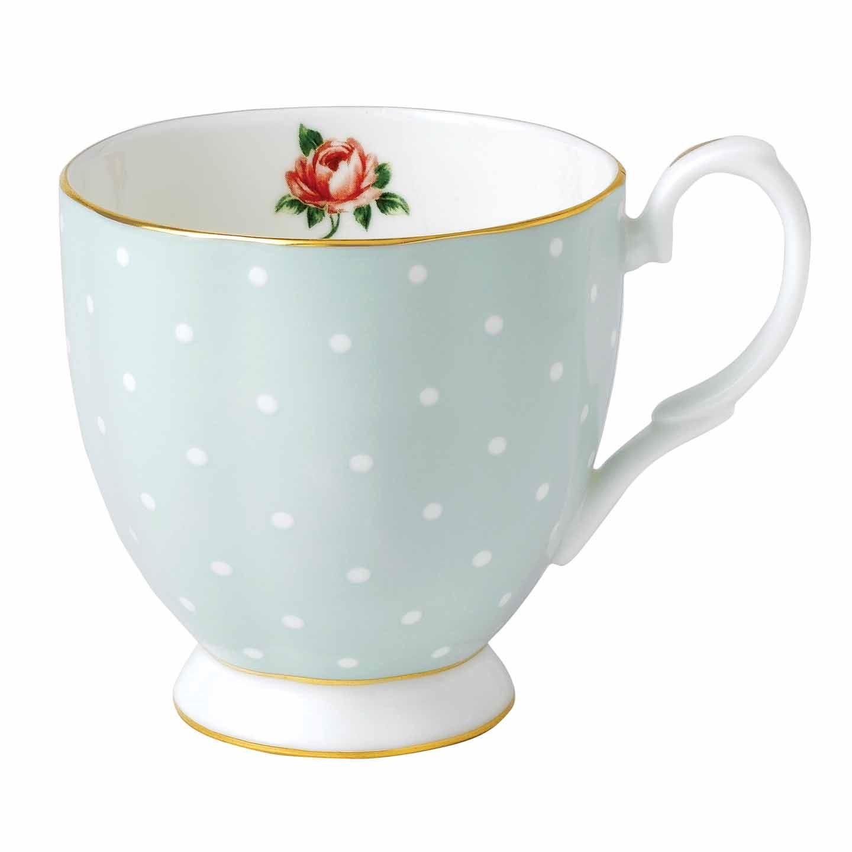 Crockery Royal Albert Polka Rose Mug