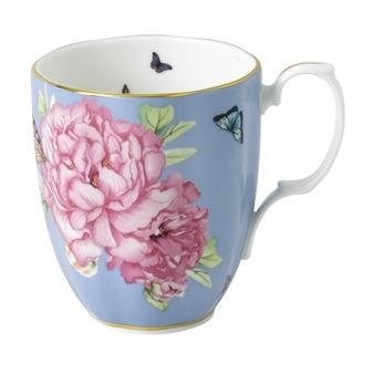로얄 알버트 X 미란다 커 프렌즈쉽 머그 Miranda Kerr - mix and match with other pieces Royal Albert Miranda Kerr Friendship Mug Tranquillity