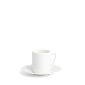Jasper Conran Strata Coffee Cup & Saucer