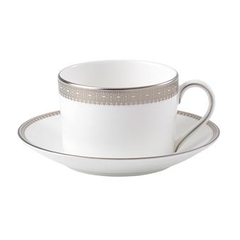 Vera Wang Lace Teacup & Saucer